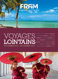 Cover FRAM Voyages Lointains Asia