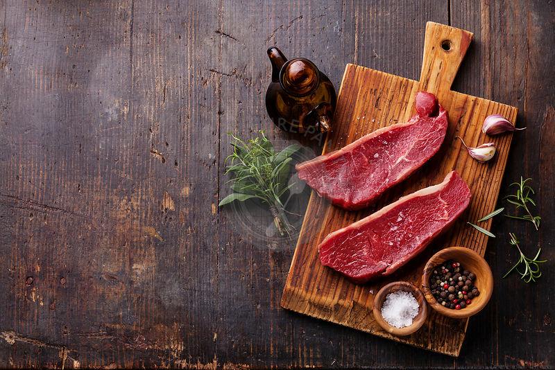 Image Gallery steak background