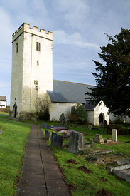 St Edeyrn's Church,Llanedeyrn Village, Cardiff, South Wales, UK.