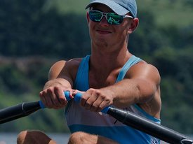 Taken during the Cambridge Town Cup and NI Championships 2018, Lake Karapiro, Cambridge, New Zealand; ©  Rob Bristow; Frame  - Taken on: Saturday - 27/01/2018-  at 11:38.54