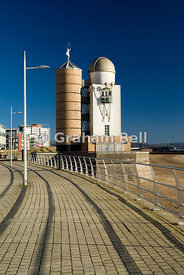 observatory tower maritime quarter swansea south wales