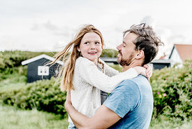 Danish father and daughter 5