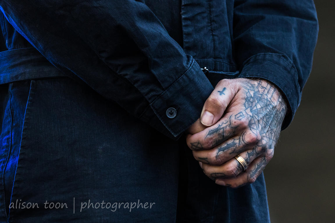 Jason Aalon Butler, vocals, The Fever 333