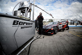 80 Mark Poole / Richard Abra Barwell Motorsport Aston Martin Vantage GT3