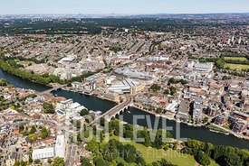 Aerial Photography Taken In and Around Kingston, UK