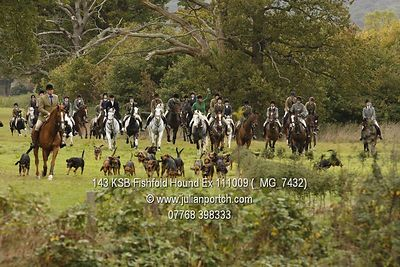 2009-10-11 KSB Fishfold Hound Exercise photos