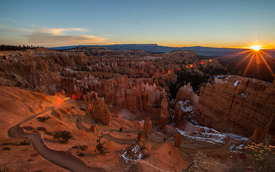 Bryce Nation Park, Utah  Antelope Slot Canyons