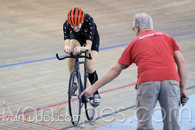 Para Women Pursuit. 2016/2017 Track O-Cup #3/Eastern Track Challenge, Mattamy National Cycling Centre, Milton, On, February 11, 2017