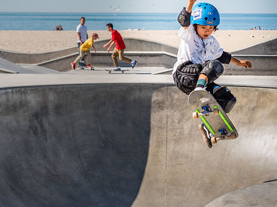 venice beach sk8tes (round 3) photos