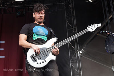 Daniel Oliver, bass, Nothing More