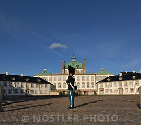 Fredensborg Palace - Royal Guard