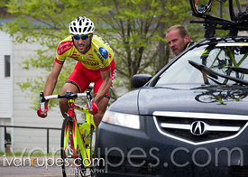 Grand Prix Cycliste de Saguenay, Stage 2, June 6, 2014