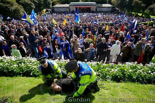 Scottish Independence Rally