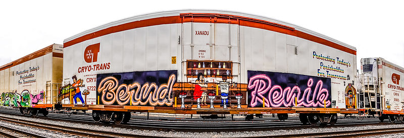 Twisted Track / Graffiti Series photos