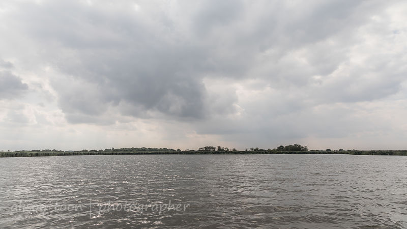 Norfolk Broads near Horsey, Norfolk, UK