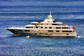 Superyacht Baton Rouge