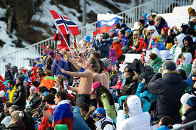 NORWEGIAN FANS