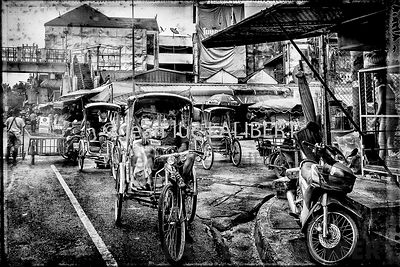 B&W Chiang Mai photos