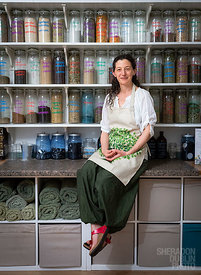 Camomile Clinic Owner, Sorelle Robbins