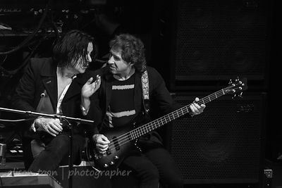 Steve Hogarth and Pete Trewavas, Marillion