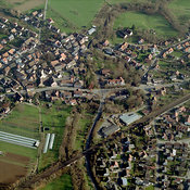 Eimeldingen aerial photos