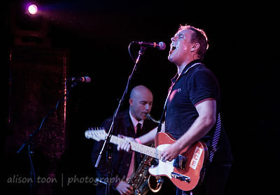 The English Beat, Sacramento