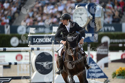 Leopold VAN ASTEN ,(NED), VDL GROEP ZIDANE during Longines Cup of the City of Barcelona competition at CSIO5* Barcelona at Real Club de Polo, Barcelona - Spain