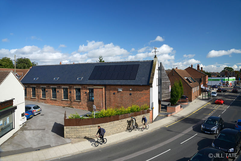 Solar PV Panels, Radcliffe on Trent | Client: SolarWorld