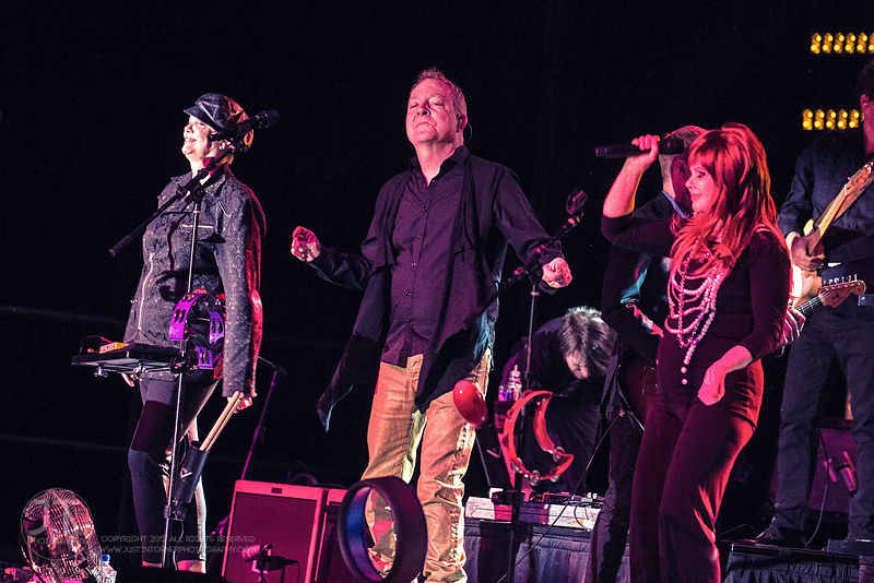 Hoopla - B-52s, Riverside Casino & Resort, February 14, 2015 photos