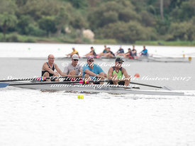 Taken during the World Masters Games - Rowing, Lake Karapiro, Cambridge, New Zealand; ©  Rob Bristow; Frame 3576 - Taken on: Sunday - 23/04/2017-  at 17:17.55