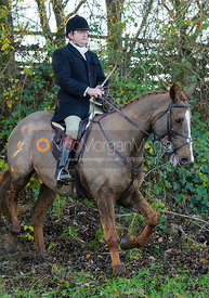 Frazer Houston - The Cottesmore Hunt at Owston 29/11