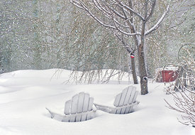Abstract_Snow_on_Adirondack_chairs_COR_9058