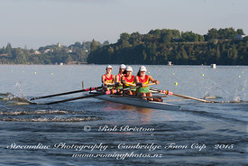 Taken during the Cambridge Town Cup 2015, Lake Karapiro, Cambridge, New Zealand; ©  Rob Bristow; Frame 0 - Taken on: Sunday - 25/01/2015-  at 07:57.05