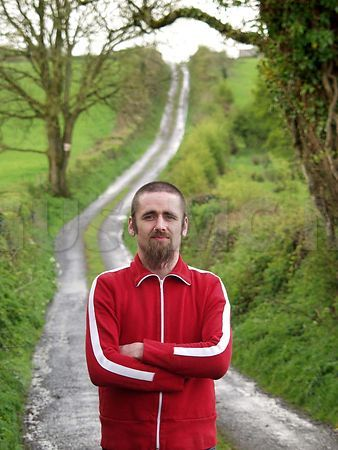 Luke 'Ming' Flanagan photographed near his home in Castlerea, Co Roscommon..Photo by Aengus McMahon.