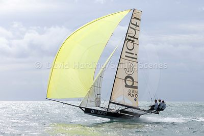 18FT SKIFF EUROPEAN GRAND PRIX – SANDBANKS photos