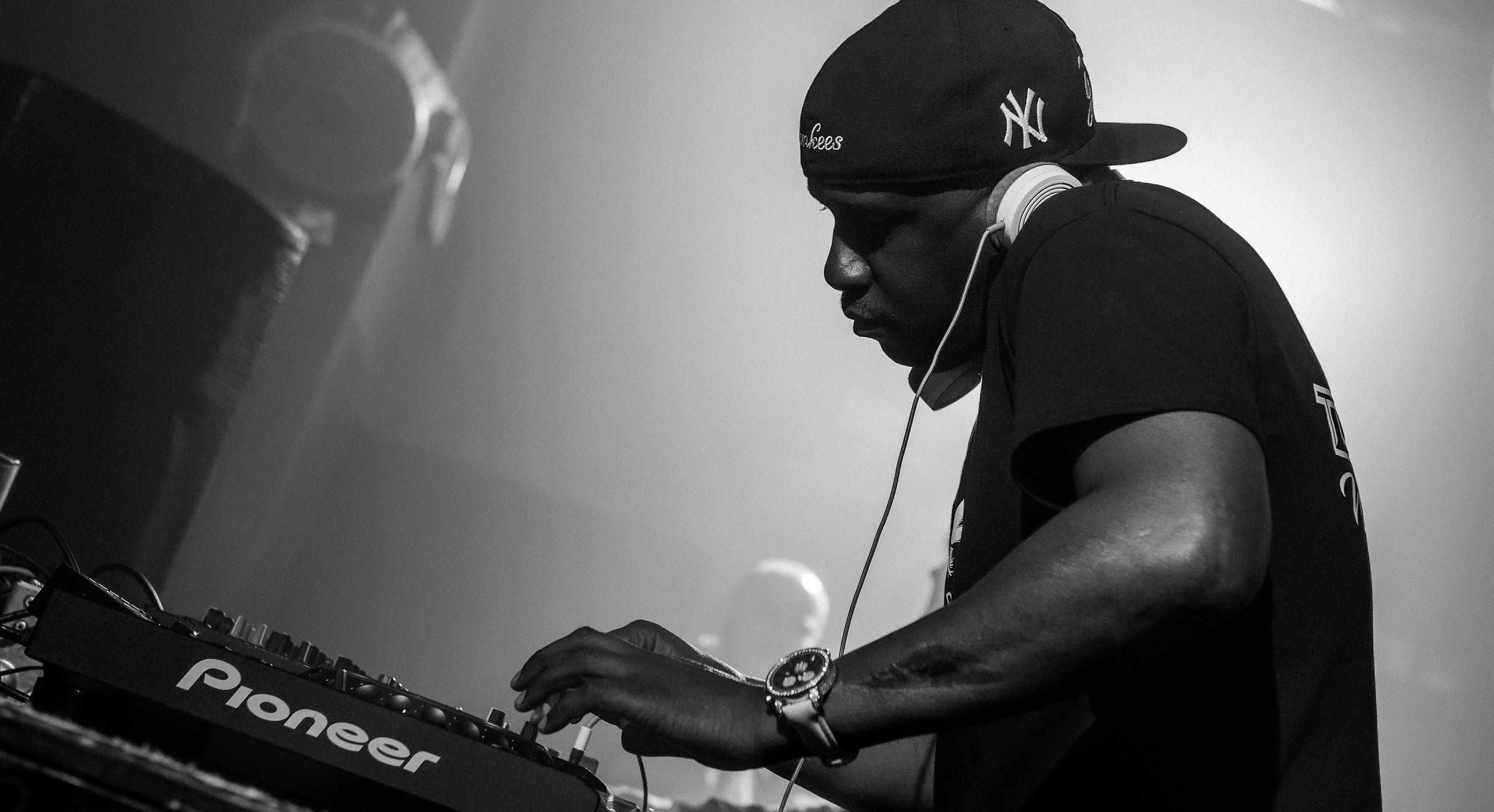 Todd Terry Rocking the Wedgewood Rooms in Portsmouth