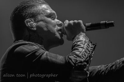 Shinedown, Aftershock 2013