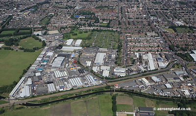Forest Business Park, Argall Ave Walthamstow, London E10 7QP