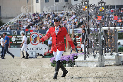 during Longines Cup of the City of Barcelona competition at CSIO5* Barcelona at Real Club de Polo, Barcelona - Spain