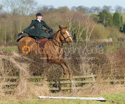Bernard Weatherill Sidesaddle Chase 2013 photos