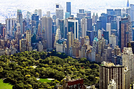 Central Park South New York