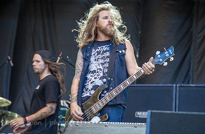 Hell Or Highwater, Aftershock 2013
