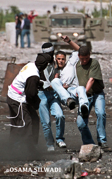 The Second Intifada- 2000 – 2005