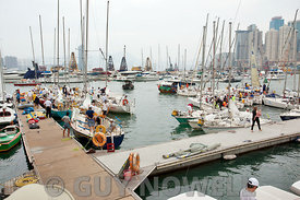 IP GLOBAL Autumn Regatta 2013 by RHKYC