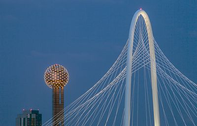 MHH Bridge and Reunion Tower