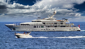 Superyacht Sealyon