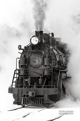Nevada Northern Railway #93