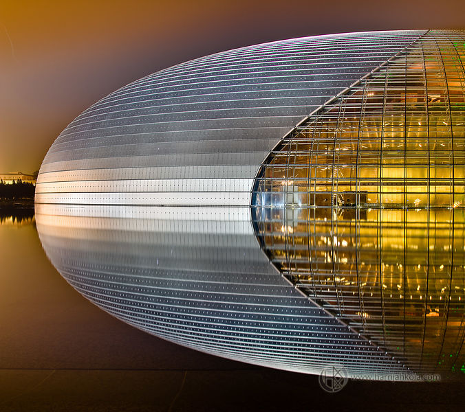 China - Beijing (The Egg)