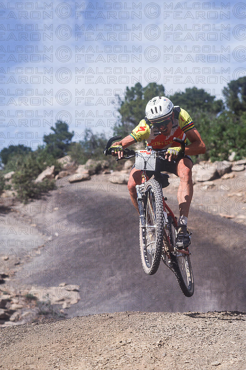 NED OVEREND NORBA NATIONAL POINTS SERIES DURANGO 1991