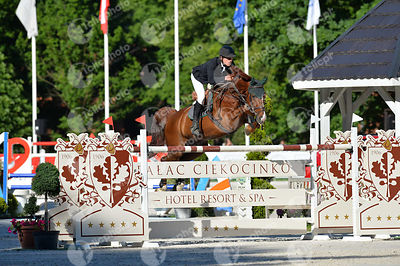 Bormann Friso, (GER) and CRAZY CATO